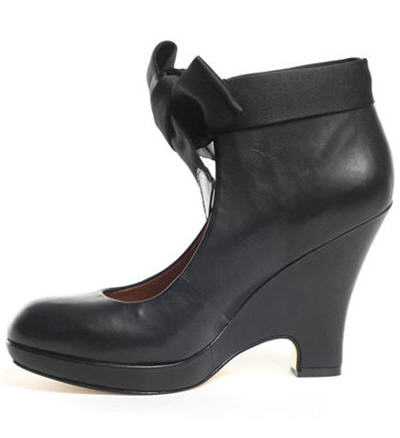 shoes wedge draft